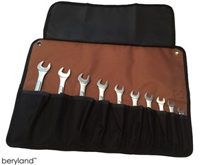 Picture of 10 Pocket Wrench Roll Up Tool Bag, 1-Pack